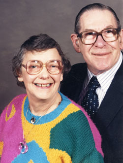 Bill and Ann Shepherd