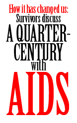Quarter Century of AIDS