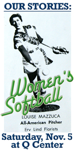 Womens Softball